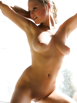 Showy Beauty  Valentina  Tits, Breasts, Boobs, Big tits, Pussy, Shaved