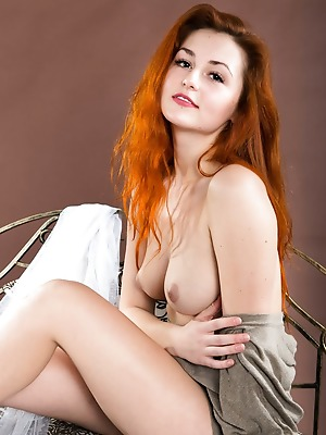 Erotic Beauty  Sascha A  Pussy, Red Heads, Boobs, Breasts, Tits, Beautiful, Erotic, Softcore