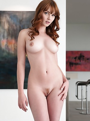 FemJoy  Maria C  Red Heads, Beautiful, Cute, Dolls, Erotic, Softcore, Model, Amazing, Real, Natural